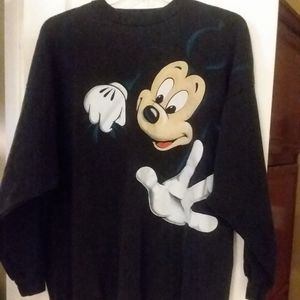 Vintage Mickey Mouse sweat shirt